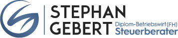 Steuerberater Stephan Gebert Logo