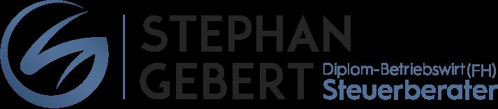Steuerberater Stephan Gebert Sticky Logo Retina